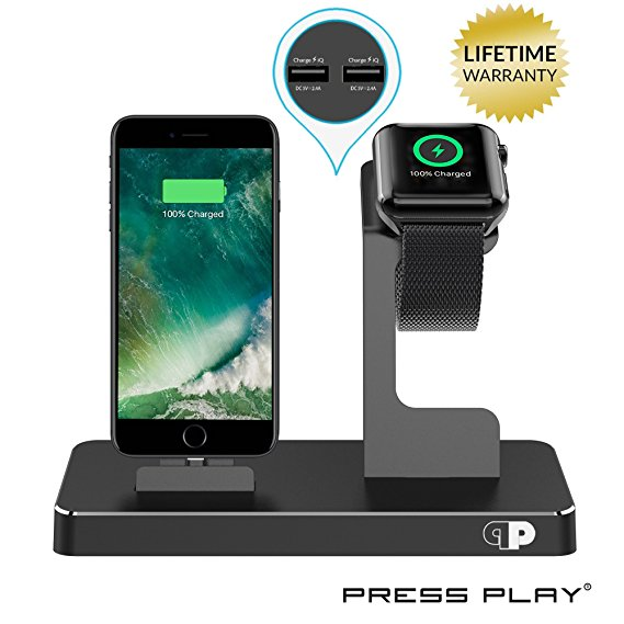 ONE Dock Apple Watch iPhone
